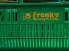 crafty find: frank's nursery & crafts basket
