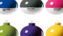 pantone christmas ball ornaments
