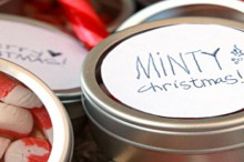 how-to: candy cane mints