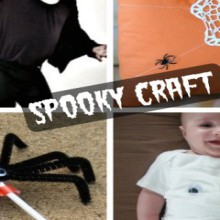 halloween crafting fun