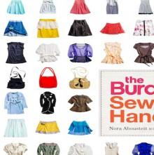 book review: the burdastyle sewing handbook