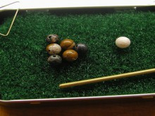 how-to: pocket-sized pool table