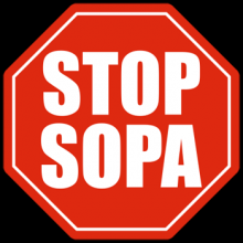 craft will go dark tomorrow in sopa/pipa protest