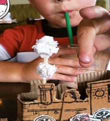 coffee shop crafts for kids