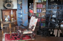 haunted dollhouse from the bloggess