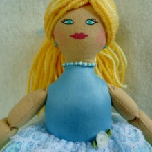 handmade dolls for kids and collectors