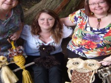the organization for saving the macrame owl