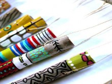 how-to: build a summer wind chime