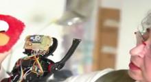 a synchronized army of hacked elmo robots