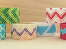 how-to: beaded rings