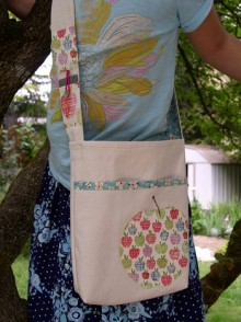 how-to: library tote bag