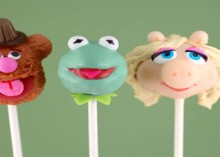 how-to: muppets cake pops from bakerella