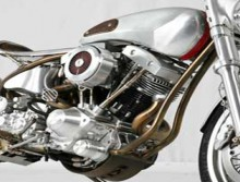kraus motor co. handmade motorcycle
