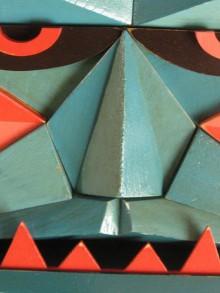 arts & design: 3d ceremonial masks