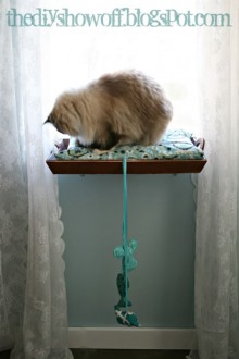 how-to: cat window perch