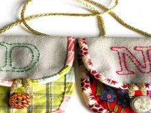 how-to: petite purse ornament