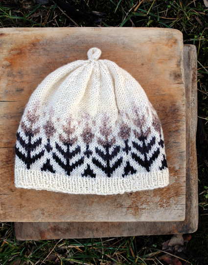 Free Fair Isle Knitting Patterns Hats : how-to: fair isle knit hat make handmade, crochet, craft
