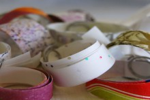 how-to: make your own washi tape