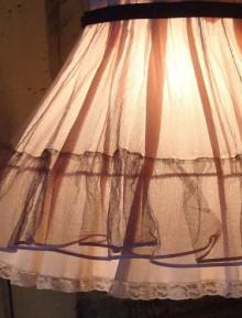 crinoline chandelier