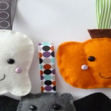 halloween plush ornament patterns