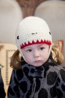 how-to: crochet yeti hat for toddlers