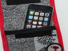 how-to: quilted iphone case for dad