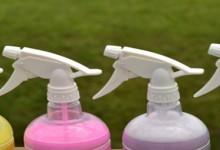 how-to: chalk spray