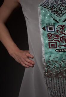 fashionably beaded qr codes