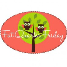 fat quarter friday {clothespin bag tutorial}
