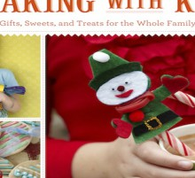 congratulations to the winners of holiday crafting & baking with kids giveaway!