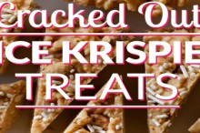 cracked-out rice krispies treats
