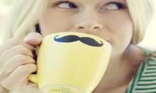 how to: mustache mug