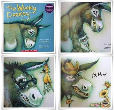 Book Love The Wonky Donkey Make Handmade Crochet Craft
