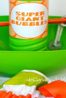 how-to: make giant bubbles