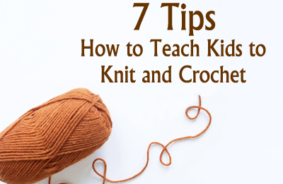 How To Knit Crochet : ... teaching kids how to knit or crochet make handmade, crochet, craft