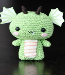 how-to: amigurumi dragon