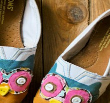 how-to: customized owl toms