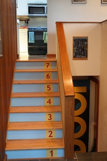 how to: staircase makeover
