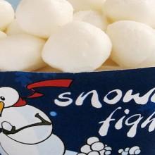 recipe: snowball fight cupcakes
