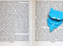 how-to: origami cat bookmark