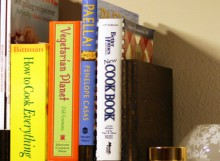 how to: anthro bookcase