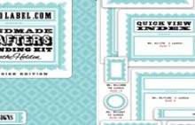 printable crafter branding kit from cathe holden