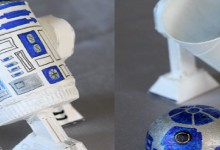how-to: r2d2 mini secret storage container from recyclables