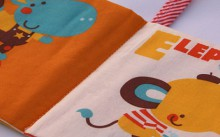 cloth baby books at spoonflower