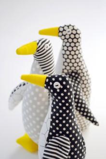 make a penguin