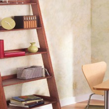 how to: make a leaning tower of shelves