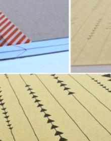 how-to: diy designer notebooks