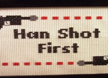 han stitched first: the star wars needlework web site