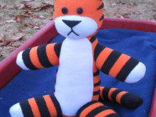 how-to: stuffed hobbes doll
