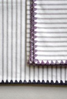 crocheted receiving blankets